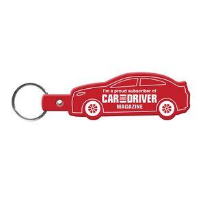 Car Flexible Key Tag