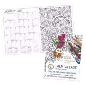 Good Value® Adult Coloring Book Planner