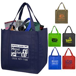"""Mega"" Grocery Shopping Tote Bag"