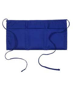 "Big Accessories Three-Pocket 10"" Waist Apron"