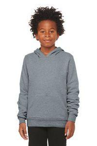 Bella+Canvas® Youth Sponge Fleece Pullover Hoodie