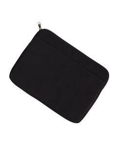 Bagedge - Big Accessories 10 oz. Canvas Laptop Sleeve