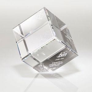 Canto II Crystal Corner Block