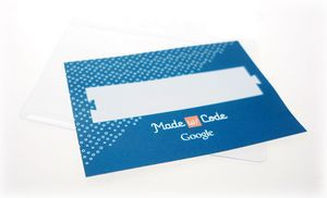 "4 1/4""x3"" Pouch Insert Cards (Style 450)"