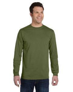 Econscious - Big Accessories Men's 5.5 oz., 100% Organic Cotton Classic Long-Sleeve T-Shirt