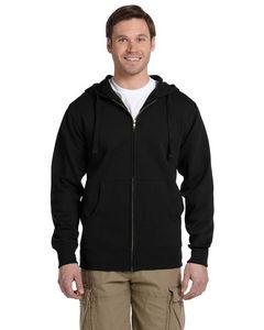 Econscious - Big Accessories Men's 9 oz. Organic/Recycled Full-Zip Hood