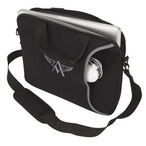 Mombasa Laptop Case with Shoulder Strap