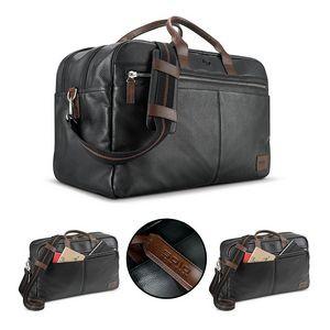 Solo Bayside Leather Duffel