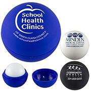 """Camilla Soft"" Vanilla Scented Soft Touch Lip Moisturizer Ball"