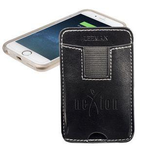Venezia™ Leather Smartphone Pocket