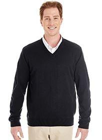 Harriton Men's Pilbloc? V-Neck Sweater