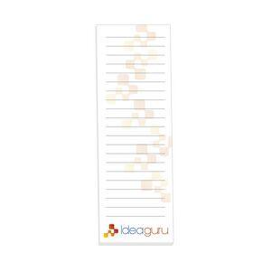 "3""x9"" BIC® 25 Sheet Non-Adhesive Scratch Pad"