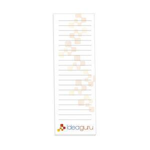 "3""x9"" BIC® 50 Sheet Non-Adhesive Scratch Pad"
