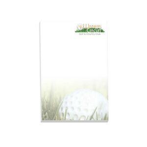 "4""x6"" BIC® 25 Sheet Non-Adhesive Scratch Pad"