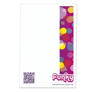 "6""x9"" BIC® 25 Sheet Non-Adhesive Scratch Pad"