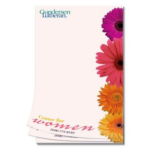 Paper Note Pad 3 1/2 x 5 1/2, 25 pages 4CP