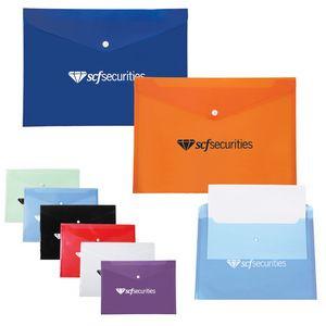 Letter-Size Document Envelope