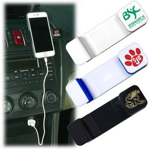 Clip-On Auto Phone Holder