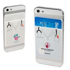 Doctor Silicone Mobile Device Pocket