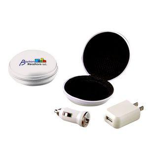 The Power Plug Kit - White