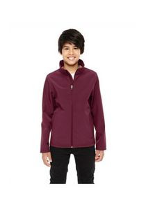Team 365 Youth Leader Soft Shell Jacket