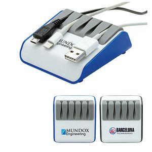 Glendale Desktop Cable Organizer