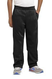 Sport-Tek® Youth Sport-Wick® Fleece Pants