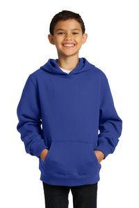 Sport-Tek® Youth Pullover Hooded Sweatshirt